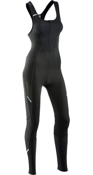 Northwave Swift Spodnie na szelkach długie Kobiety Selective Protection czarny